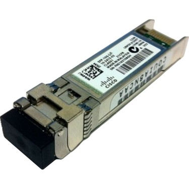 CISCO - SFP-10G-LR - 10GBASE-LR SFP Module (Included item).