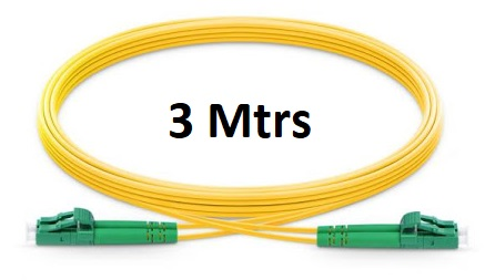 Datwyler Cables - 4001135 - FO Patch Cord Duplex SM G657.A2 LCD(APC):LCD(APC) 3.0 Mtr.