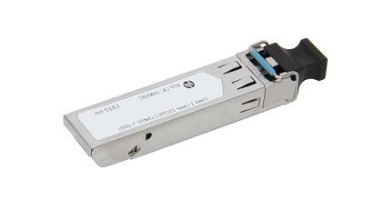 HP - J4859C - HPE X121 1G SFP LC LX Transceiver SM & MM 1310nm, upto 500 Mtr on MM / 10 Km on SM.