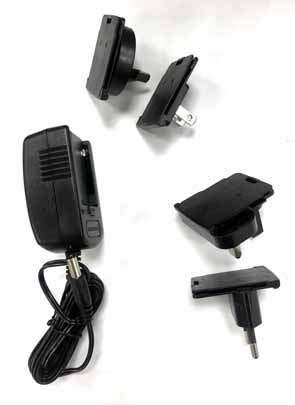 NEC - 9600 015 91000 - AC Adapter Multi Region for I755 DECT Handsets.
