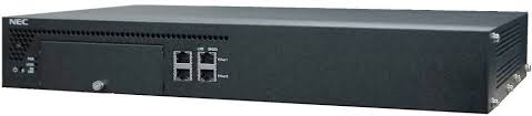 NEC - BE103291 - UNIVERGE SV7000 1U-MPC - Multi Purpose Chassis (MPC) including a single power supply unit. The MPC can be equiped with one or two circuit cards and an optional redundant power supply unit.