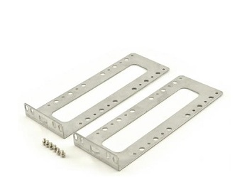 NEC - BE106405 - CHS2U RACK MOUNT KIT - 19 RACK MOUNT KIT FOR 2U CHASSIS, SV8xxx.