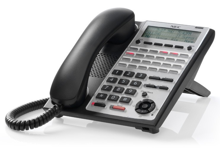 IP4WW-24TXH-A-TEL (BK) - TEL 24 BUTTON DIGITAL (BLACK), SL1000.