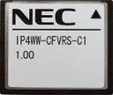 NEC - BE110730 - IP4WW-CFVRS-C1 Compact Flash Card 4-channel VRS for SL1000.