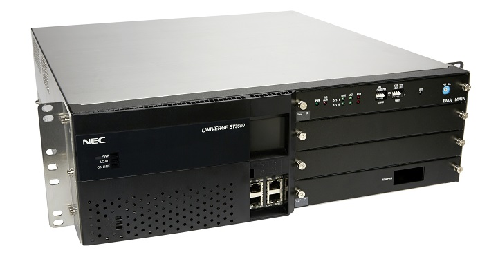 NEC - BE112814 - UNIVERGE SV9500 CHASSIS.