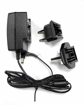 NEC - FRA012-S24-I - AC/DC Adapter 24V/8W Multi-region, for Phones DT710/DT730/DT750/DCL-60-1P(BK)/DCZ-60-2P(BK).