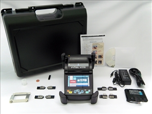 FITEL Furukawa Electric - S179A-22 V2 KIT - Core Alignment Fusion Splicer, and S326A Cleaver.