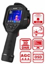 [DS-2TP21B-6AVF/W] Hikvision - DS-2TP21B-6AVF/W - Temperature Screening Thermographic Handheld Camera, Thermal Resolution 160 x 120.
