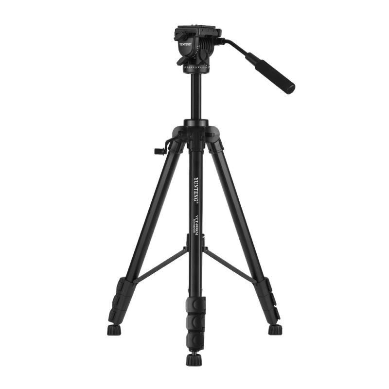 YUNTENG - VCT-999 - Aluminum Tripod Adjustable.