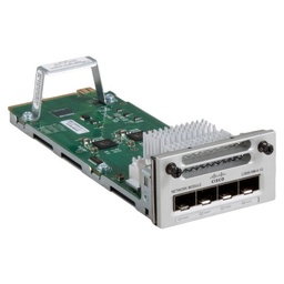 [C3850-NM-4-1G=] CISCO - C3850-NM-4-1G= - Catalyst 3850 4 x 1GE Network Module.