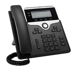 [CP-7821-K9=] Cisco - CP-7821-K9= - Cisco UC Phone 7821.