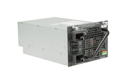"[PWR-C45-6000ACV/2] CISCO - PWR-C45-6000ACV/2 - Catalyst 4500 6000W AC dual input Power Supply (Data + PoE) ""Optional item for WS-C4507R+E""."
