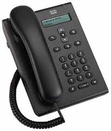 [CP-3905=] CISCO - CP-3905= - Unified SIP Phone 3905, Charcoal, Standard Handset.