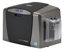 [50100] FARGO DTC1250e Double-sided ID card Printer.