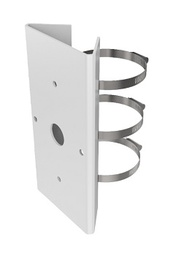[DS-1275ZJ-4626] Hikvision - DS-1275ZJ-4626 - Vertical Pole Mount Bracket.