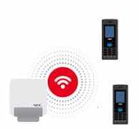 [9600 039 19000] NEC - 9600 039 19000 - IP DECT Site Survey Kit - INT.