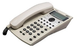 [AT-35] NEC - AT-35 - SINGLE LINE ANALOG PHONE WITH (CALLER ID, Display & MWL Message Waiting Lamp) SL85177090CN.