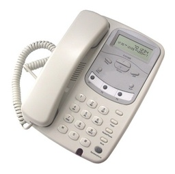 [CY-2126D] CYBIOTECH - CY-2126D - SLT TELEPHONE W/ DISPLAY AND HANDS FREE.