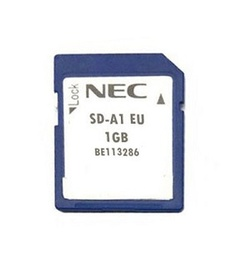 [BE113286] NEC - BE113286 - SD-A1 EU - 1GB SD Card InMail SV9xxx.