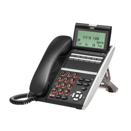 [BE113852] NEC - BE113852 - ITZ-12D-3P(BK)TEL - DT830 IP PHONE 12 BUTTON DISPLAY BLACK.