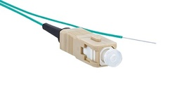 [FXB3-NM1Y] Panduit - FXB3-NM1Y - FO Pigtail SC OM3 MM MultiMode 50/125µm buffered fiber 1 Mtr.