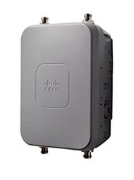 [AIR-AP1562E-M-K9] Cisco - AIR-AP1562E-M-K9 - Cisco Aironet 1562E Outdoor Access Point, 802.11ac, W2, Low-Profile, External Ant, M Reg Dom.