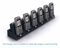 [9600 017 59200*Used] NEC - 9600 017 59200*Used - I755 Multi Charger Rack for 6 IP DECT Phones.